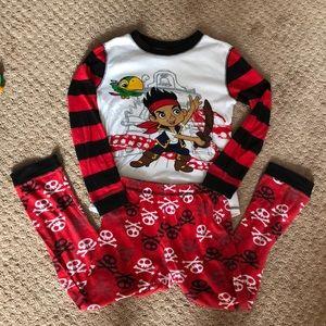 Disney Jake & the Neverland Pirates Pajama Set